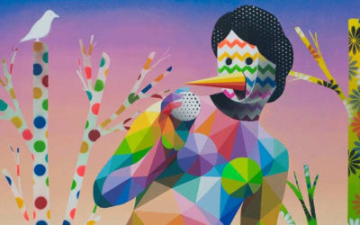 "OKUDA ""The Dream of Mona Lisa"""